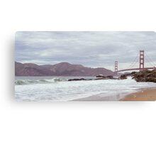 Golden Gate Brdige Canvas Print