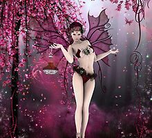 Cherry Cherry by Rose Moxon