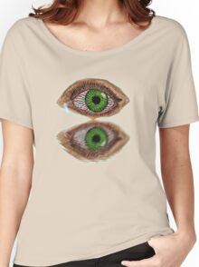 Reflected. Women's Relaxed Fit T-Shirt