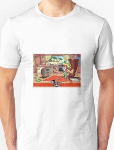 Breaking Farm mobile home T-Shirt