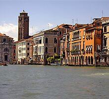 Venice Italy by David Freeman