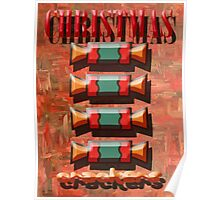TOTALLY CHRISTMAS CRACKERS Poster