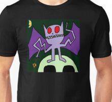 """""""Wacky Bat"""" by Richard F. Yates Unisex T-Shirt"""