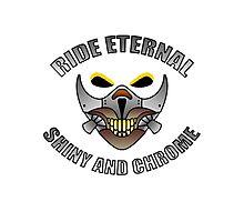 Mad Max: Fury Road - Immortan Joe Photographic Print
