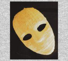 """Church of Dim Mask"" by Richard F. Yates One Piece - Long Sleeve"