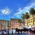 Spanish steps square by bryaniceman