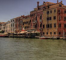 Canal of Venice 5 by David Freeman