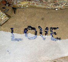 Love in a rock pool by KatharineH