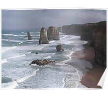 Twelve Apostles..Great Ocean Road..2 Poster