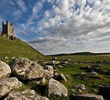 Dunstanburgh Castle by Rachael Talibart
