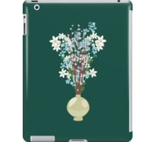Spring flowers in a Vase iPad Case/Skin