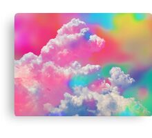 Way Up I Feel Blessed Canvas Print