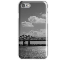 Spanning the sky banks iPhone Case/Skin