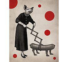 Anthropomorphic N°17 Photographic Print