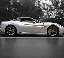2011 Ferrari California by RorySummers