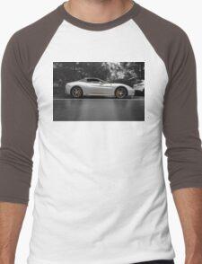 2011 Ferrari California Men's Baseball ¾ T-Shirt