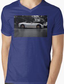 2011 Ferrari California Mens V-Neck T-Shirt