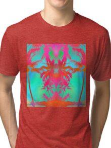 Tropical Walks Tri-blend T-Shirt