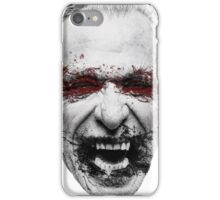 Charles Bukowski - Drink More Care Less iPhone Case/Skin