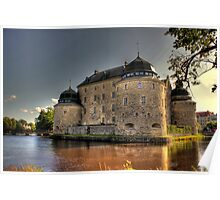 Örebro slottet 2 Poster
