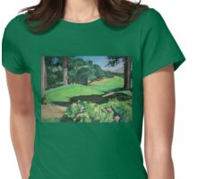 For the Love of Golf Womens Fitted T-Shirt