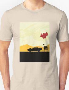 Fury Road - silhouette Unisex T-Shirt