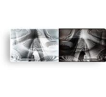 Random thoughts: Light n' shade Canvas Print
