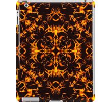 """Spirit of India: Blossom"": Golden Fire iPad Case/Skin"