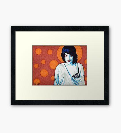 Rita Framed Print
