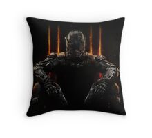 Call of duty Black ops 3 Official Throw Pillow