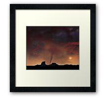 3884 Framed Print