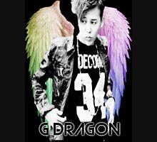 Jiyong w/ Angel Wings  Tank Top