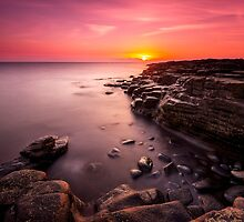 Arran Sunset by NeilBarr