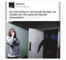 Mc Ride walking through a door by kawaiigaythug