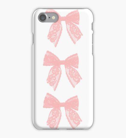 Cutesy Bows iPhone Case/Skin