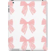 Cutesy Bows iPad Case/Skin