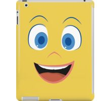 Joy is happy to see you - Inside Out iPad Case/Skin