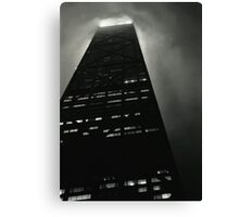 John Hancock Building Chicago Illinois Canvas Print
