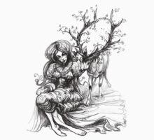 Forest Spirits One Piece - Short Sleeve