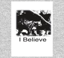 I Believe - Mountain Lion T Shirt by Wayne King