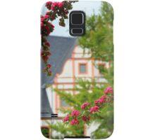 Hidden Renaissance Manor House Samsung Galaxy Case/Skin
