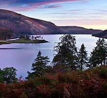 Haweswater Sunrise by David Lewins