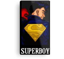 Superboy Metal Print