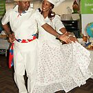 Curacao Waltz demonstration by steppeland