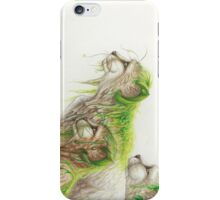 Of Vines & Fur iPhone Case/Skin