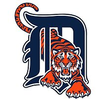 detroit tigers by paca8