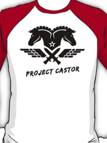 Project Castor  T-Shirt