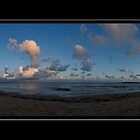 Swansea Bay Panorama by Sarah Jones