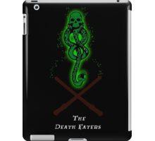 The Death Eaters iPad Case/Skin