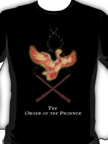 The Order of the Phoenix  T-Shirt